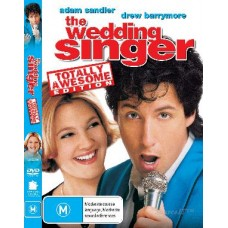 Wedding Singer -Blu Ray : Movie (Blu-Ray) (BluRay) (Movies)
