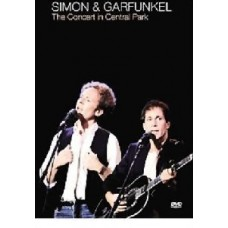 Concert In Central Park : Simon and Garfunkel (DVD) (DVD)