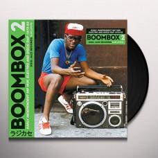 Various : Soul Jazz Records presents Boombox 2 (3l (Vinyl) (Rap and Hip Hop)