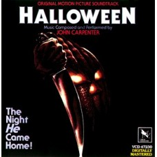 Soundtrack (John Carpenter) : Halloween (2018/clrd Aust exclusive) (Vinyl) (Soundtrack)