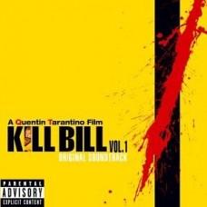 Soundtrack : Kill Bill Vol. 1 (Vinyl) (Soundtrack)