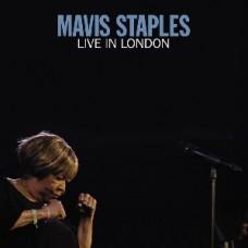 Staples Mavis : Live In London (CD) (Funk and Soul)