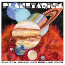 Stevens Sufjan : Planetarium (2LP) (Vinyl) (General)