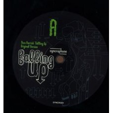 """Theo Parrish : Falling Up 2x12"""" (12"""" Vinyl) (House)"""