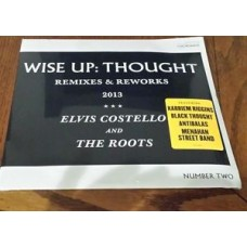 "Costello Elvis and The Roots : Wise Up-Thought Remixes And Reworks (10"" Vinyl) (General)"