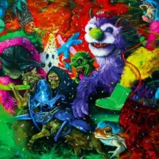 Tropical Fuck Storm : Laughing Death In Meatspace (blue) (Vinyl) (General)