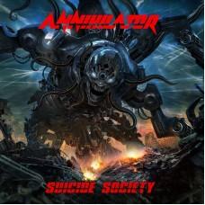 Annihilator : Suicide Society (Dld) (Vinyl) (Heavy Metal)
