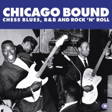 Various : Chicago Bound (CD) (Blues)