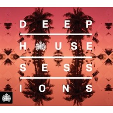 Various Artists : Deep House Sessions (CD) (Ministry Of Sound)