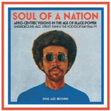 Various Artists : Soul Of A Nation (Vinyl) (Funk and Soul)