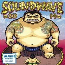 Various Artists : Soundwave 2014 (2CD) (CD) (Various)