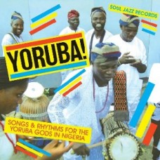 Various Artists : Yoruba-Songs and Rhythms (Vinyl) (World Music)