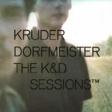 Various (Kruder and Dorfmeister) : K and D Sessions (5LP) (Vinyl)
