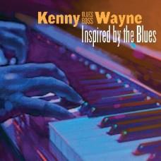 Wayne Kenny 'blues Boss' : Inspired By The Blues (CD) (Blues)