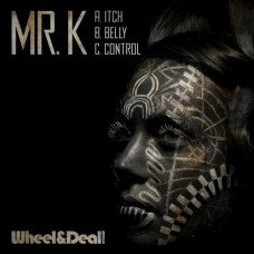 "Mr.K : Itch Ep (12"" Vinyl) (Dubstep)"