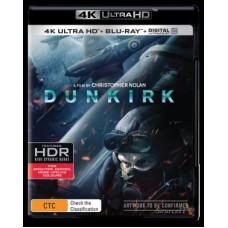 Dunkirk : Fionn Whitehead (BluRay) (Movies)