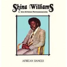 Williams Shina : African Dances (Vinyl) (Afrobeat)