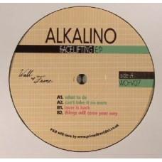 "Alkalino : Facelifting Ep (12"" Vinyl) (Nu Disco)"