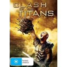 Clash Of The Titans : Movie (DVD) (Movies)