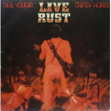 Young Neil : Live Rust (CD) (General)