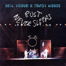 Young Neil : Rust Never Sleeps (CD) (General)
