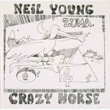 Young Neil : Zuma (CD) (General)