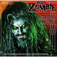 Zombie Rob : Hellbilly Deluxe (CD) (General)