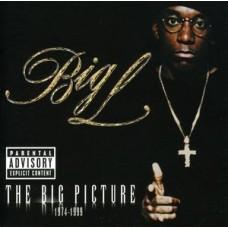 Big L : Big Picture (CD) (Rap and Hip Hop)