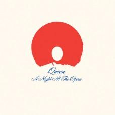 Queen : Night At The Opera (Vinyl) (General)