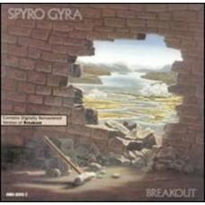 Spyro Gyra : Break Out (CD) (General)