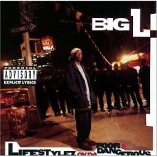 Big L : Lifestylez Ov Da Poor and Danger (CD) (Rap and Hip Hop)