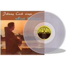 Cash Johhny : Sings Hank Williams (Ltd/Clrd) (Vinyl) (Country)
