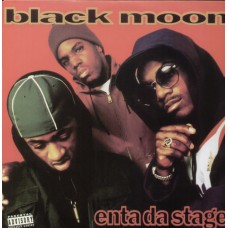 Black Moon : Enta Da Stage (Vinyl) (Rap and Hip Hop)