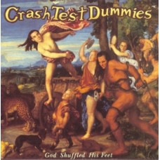 Crash Test Dummies : God Shuffled His Feet (Rsd 2019) (Vinyl) (General)