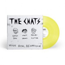 Chats : High Risk Behavior (Clrd) (Vinyl) (General)