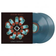 Ocean Alley : Lonely Diamond (2lp/Clrd) (Vinyl) (General)