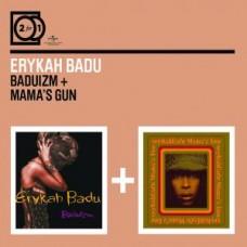 Badu Erykah : Baduizm / Mama's Gun (CD) (General)