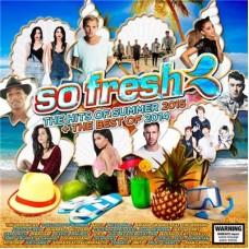 Various Artists : So Fresh-Summer 2015/Best Of 2014 (CD) (Various)