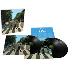 Beatles : Abbey Road-Anniversary (3LP) (Vinyl) (General)