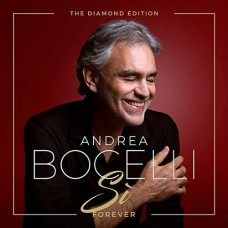 Andrea Bocelli : Si Forever The Diamond Edition (CD) (Classical)