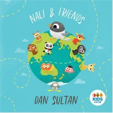 Dan Sultan : Nali and Friends (CD) (Children)
