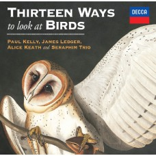Kelly Paul : Thirteen Ways To Look At Birds (CD) (General)