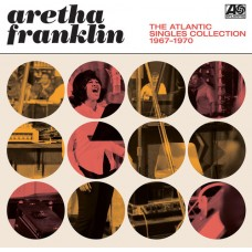 Franklin Aretha : Atlantic Singles Collection 1967-1970 (Vinyl) (Funk and Soul)