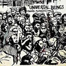 Mccraven Makaya : Universal Beings (CD) (Jazz)