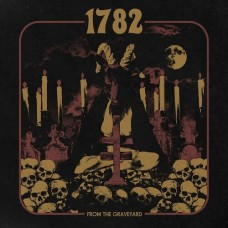 1782 : From The Graveyard (Vinyl) (Heavy Metal)