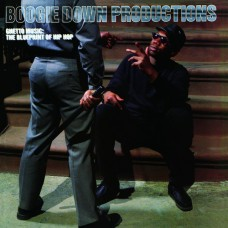 Boogie Down Productions : Ghetto Music: Blueprint Of Hip Hop (Vinyl) (Rap and Hip Hop)