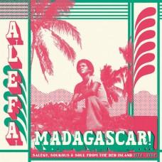 Various Artists : Alefa Madagascar-Salegy, Soukous and Sou (Vinyl) (World Music)