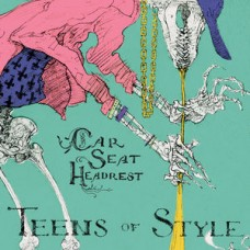 Car Seat Headrest : Teens Of Style (Vinyl) (General)