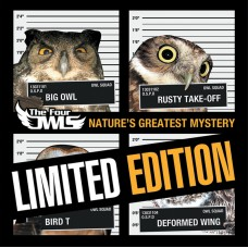 Four Owls : Nature's Greatest Mystery (Clrd/2LP) (Vinyl) (Rap and Hip Hop)