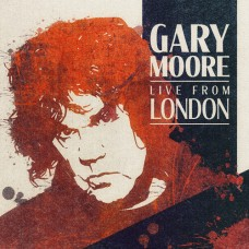 Moore Gary : Live From London (CD) (Blues)